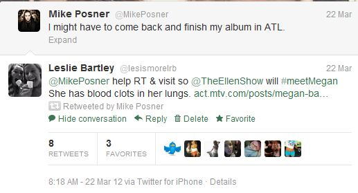 Mike Posner RT